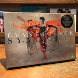 Evanescence Synthesis Cd Dvd Box Set