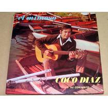 Coco Diaz Y Su Conjunto El Mimoso Lp Argentino