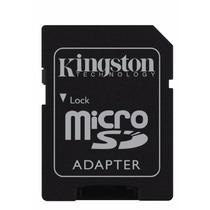 Adaptador Micro Sd Kingston Original 100% Suelto