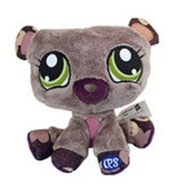 Littlest Pet Shop: Peluche Bear Oso De Hasbro