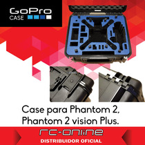 Dji Gopro Case Para Phantom Super Compacto!!dealer Oficial.