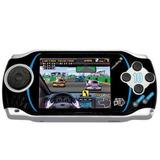 Consola De Juegos Microboy Portatil Tv 6 Horas Bateria Messi