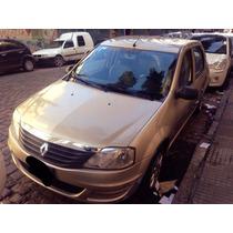 Renault Logan 1.6 8v Pack Ii Con Gnc 5ta