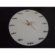 Reloj Artesanal. (morón)