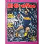 El Grafico Nº 3220 Año 1981, Boca Vs San Lorenzo