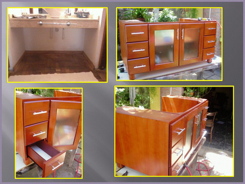 Baño Con Antebaño Medidas:Vanitory Muebles De Baño O ,antebaño 100 Mts $ 1400
