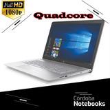 Notebook Hp Quadcore 8gb 1tb 17.3 Full Hd Windows 10 Nueva