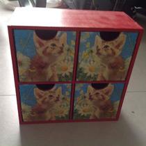 Cajitas Caja Pintado A Mano Varios Modelos A Pedido