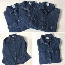 Camisas De Jean Hym Importadas De Mujer