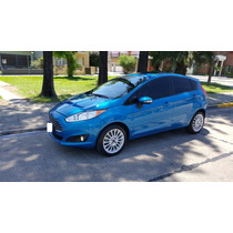 Ford Fiesta Kinetic..impecable Estado..permuto Menor Valor!