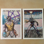 Mazo Coleccion Bone Blacks Tarot Unico Ejemplar Numerado