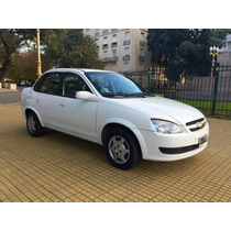 Chevrolet Corsa Classic Ls, Airbags, Abs, 39500 Km Impecable