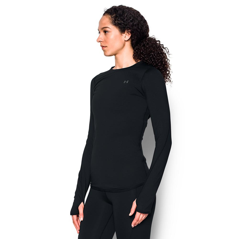 Remera Under Armour Mujer Crew 2015731-dx