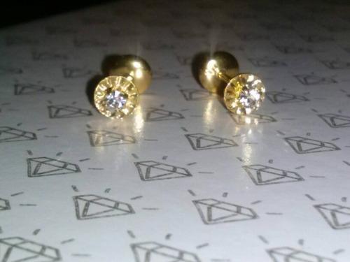 7305c5e43982 Aritos Abridores Vanesa Duran Oro 14 Kts. Mod 04b en venta en ...