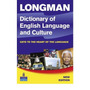 Longman Dictionary Of English Language And Culture - Pearson