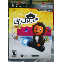 Eye Pet/move Ps3