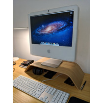 Excelente Imac 17- Core 2 Duo- 2gb- 500gb Disco- Mac Os