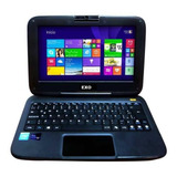 Netbook Exo 10.1 Disco Ssd 120gb 2gb Ddr3 Hdmi