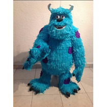 Piñatas Frijolito Sullivan Monsters University