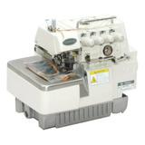 Máquina De Coser Industrial Typical Gn795 Blanca 220v