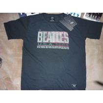 Remera The Beatles Usa 1964 - Honky Tonk [edición Limitada]
