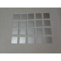 Espejos Cuadrados Artesanias Y Decoracion 5 X 5 Cm 100 Und