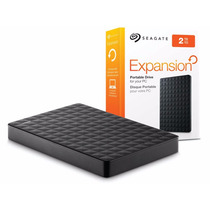 Disco Externo 2tb Seagate Expansion  Stea2000400