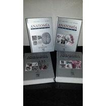 Anatomia-rouviere-11°ed-edit Elsevier-4tomos-envio S/car Cap