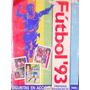Album De Figuritas Futbol 93 Primera Division A De Colecci