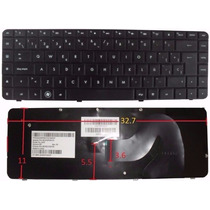 Teclado Notebook Hp Compaq Cq56 - Cq62- G62 Español