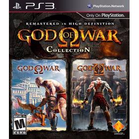 God Of War Collection Ps3 | Digital Español Incluye El 1 Y 2