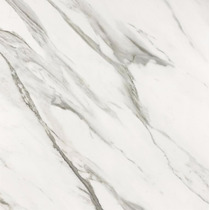 Porcellanato Portobello Bianco Carrara Pulido 90x90 Rectif.