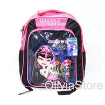 Mochila Monster High Frozen Barbie