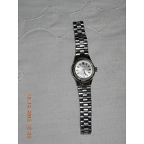 Antiguo Reloj Citizen De Dama Automatico 2 Cm De Diametro