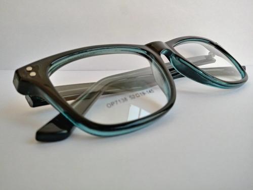 8376a9047e Armazon Rectangular Anteojos Hipster Lente Gafas Apto Receta en venta en  Palermo Capital Federal Capital Federal por sólo $ 549,00 - CompraMais.net  ...