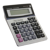 Calculadora Electronica 12 Digitos Y Display Grandes Full