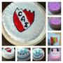 Tortas Y Tartas Artesanales - Infantiles-cumpleaños-bautismo