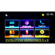 Media Nav Evolution Clientes