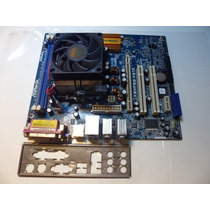 Mother Asrock K8nf6g-vsta Sempron 2800 Skt 754 Geforce 6100