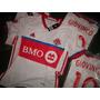 Camiseta Toronto Mls #10 Giovinco #4 Bradley Y Otros