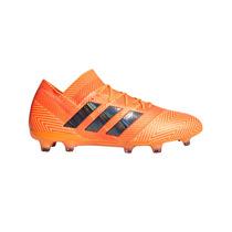 finest selection cbac1 f3fca Botines Con Tapones adidas Nemeziz 18.1 Fg Hombre Co na