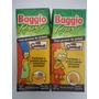 2 Cajas De Jugo Baggio Con Personajes De Los Simpsons Vacias