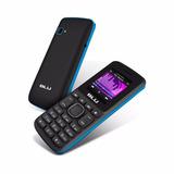 Celular Blu Camara Radio Teclado Grande Z3 Mp3 Libre