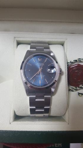Reloj Rolex Oyster Perpetual Date Nuevo!