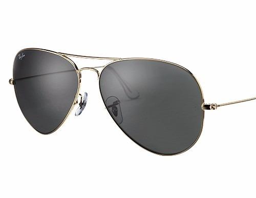 gafas ray ban aviator mercadolibre