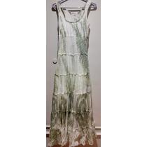 Vestido Solero Largo Batik