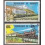 Djibouti Locomotoras - Ex Colonia Francesa
