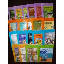 Lote De 41 Libros De Primaria Alfaguara Norma Y Más, A 1$$$