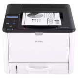 Impresora Laser Ricoh Sp 3710 Dn Sf Duplex Red + Toner