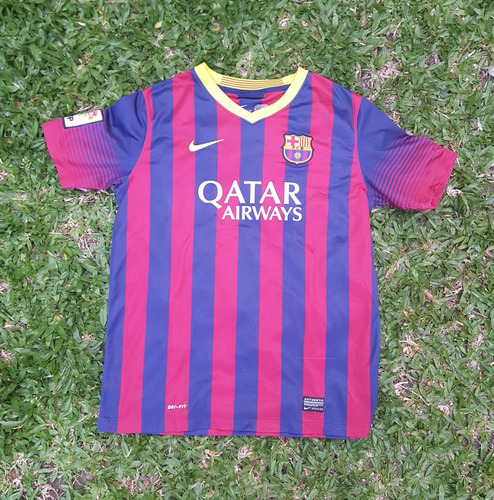 a1fb37a0e0d61 ... Short Barcelona Productos Oficiales 12-14 Años Usado. Capital Federal.    550. 0 vendidos. Camiseta Futbol Barza Messi Original Talle Xl Niño (12 14 )